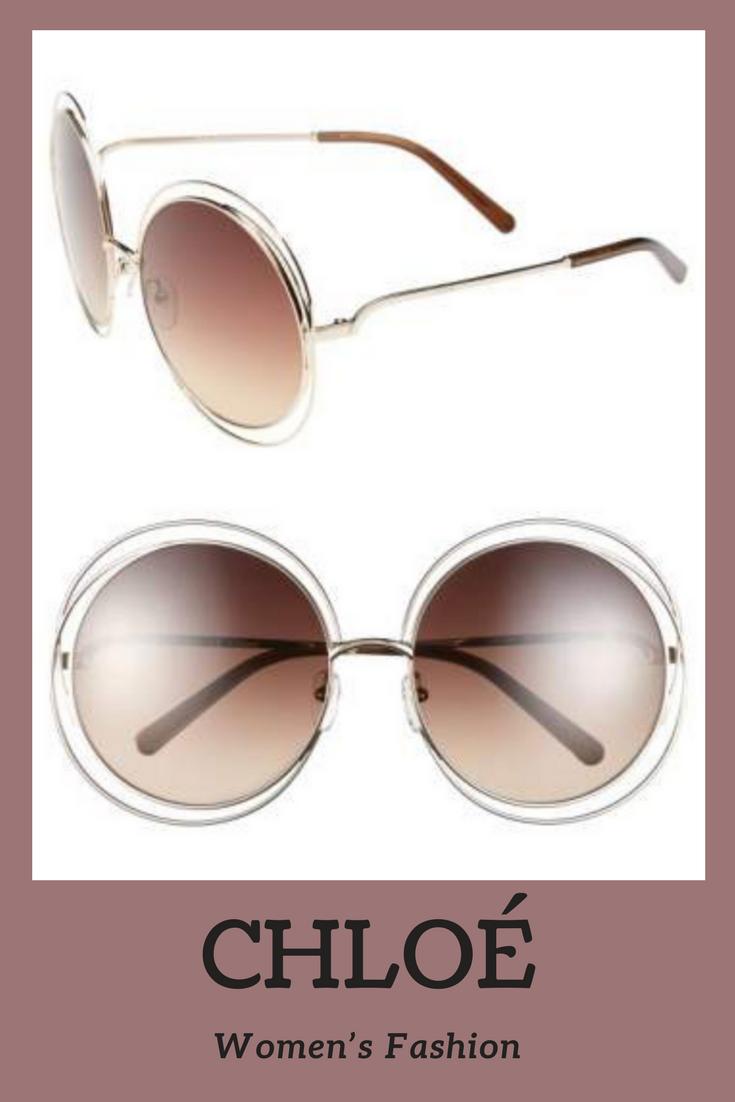 8f48ee85e5 Nordstrom Chloe 62mm Oversize Sunglasses Women s fashion   sunglasses    lifestyle