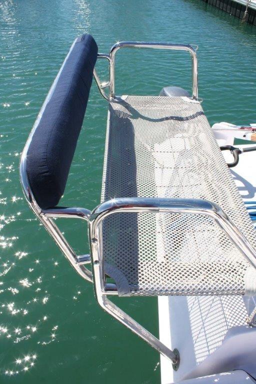 Photo Of The Corsair Marine Cruze 970 Trimaran See More Photos On Our Website At Http Corsairmarine Com Trima Boat Accessories Sailing Catamaran Cool Boats