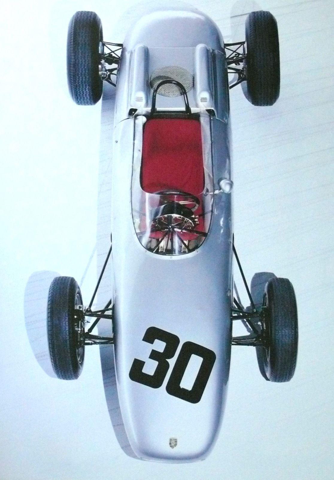 1962 Porsche 804 Formula 1 / Process / Vision