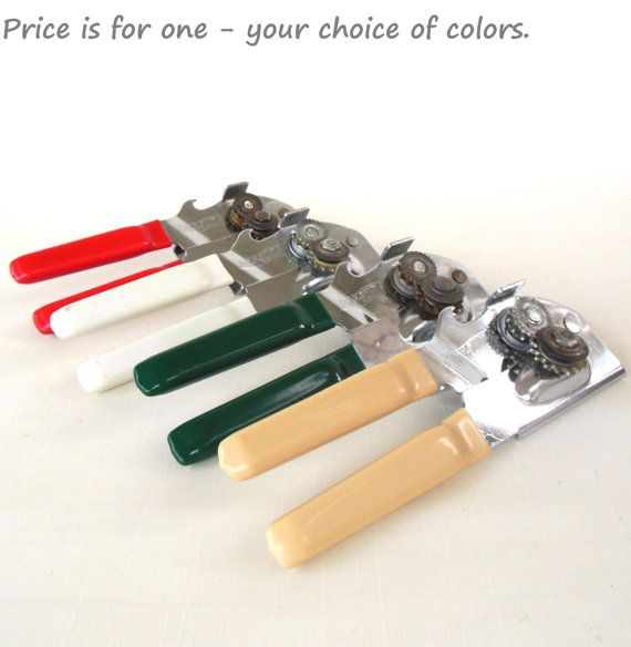 Kitchen Tools Made In Usa: Swing A Way Can Opener Swingaway Kitchen Utensil Made In
