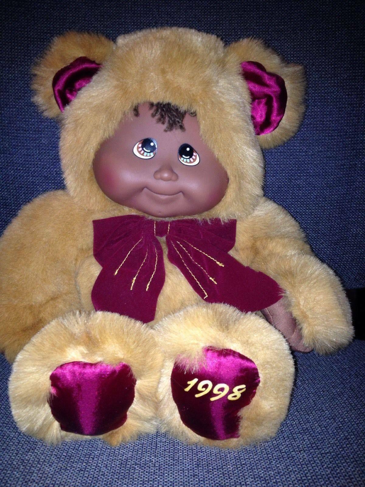 1998 Special Friend Kuddle Love Kid Stuffed Baby Face Doll Cabbage Patch Dolls Special Friend Dolls [ 1600 x 1200 Pixel ]