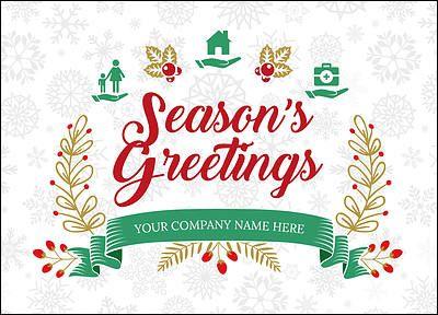 Send a personal seasons greetings message to clients and colleagues send a personal seasons greetings message to clients and colleagues with the insurance snowflake christmas card m4hsunfo