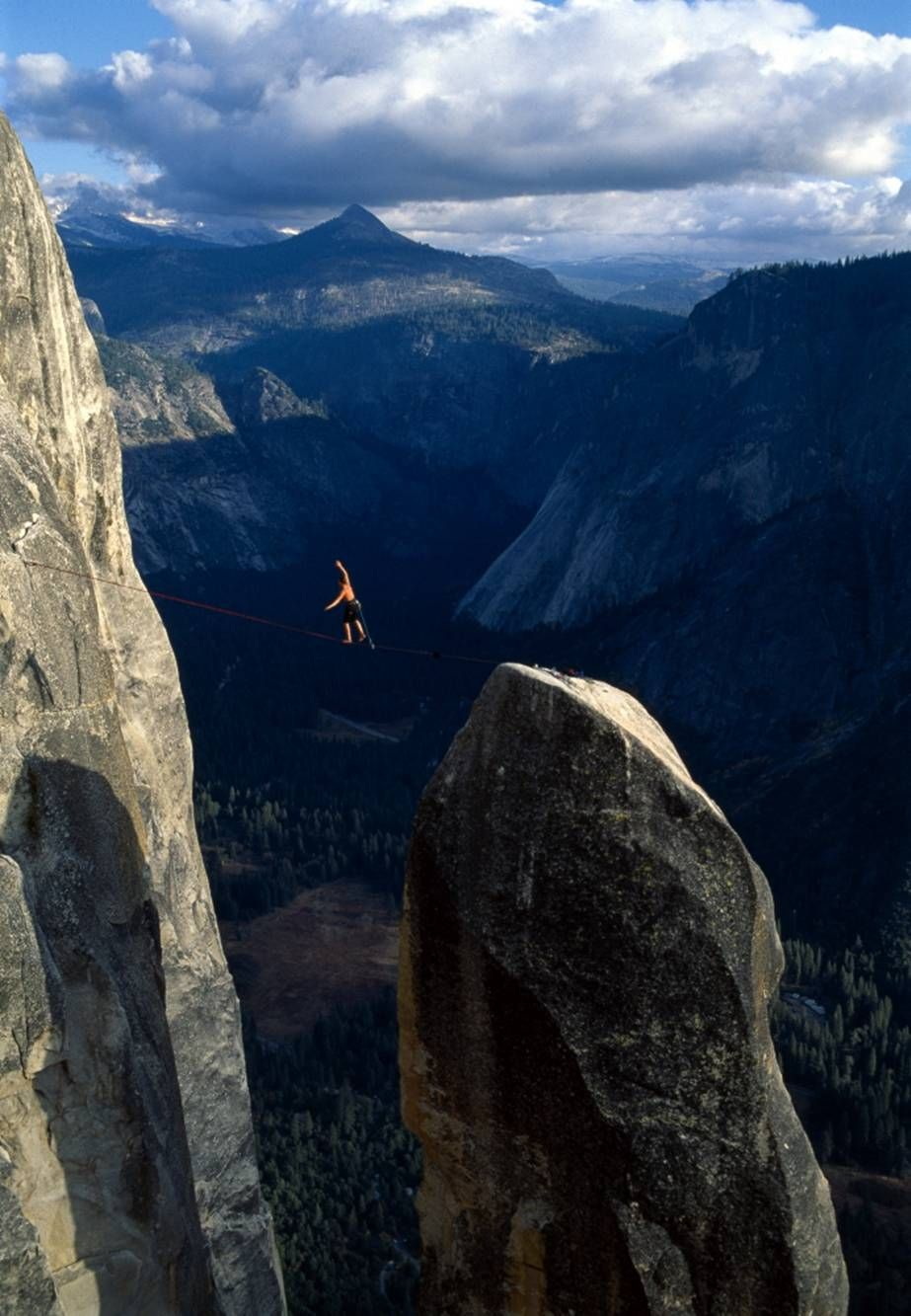 Slackline; such great heights   Sweet Escape   Adventure ...