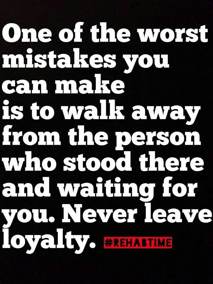 Sometimes it's not you who walks away... You just have to deal with them choosing to walk away