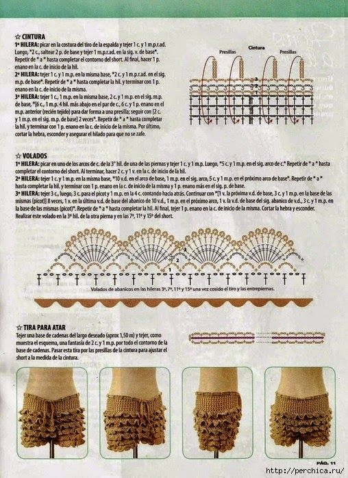 Pin de vanessa fralasco en crochet | Pinterest | Croché, Ganchillo ...