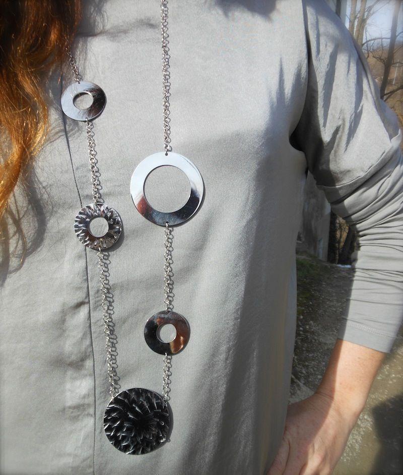 idee bijoux in bronzo e acciaio zoppini, bijoux dorati, outfit basici con bijoux, amanda marzolini fashion blogger bijoux, accessori, parma e bologna the fashionamy, gioielli trend 2013
