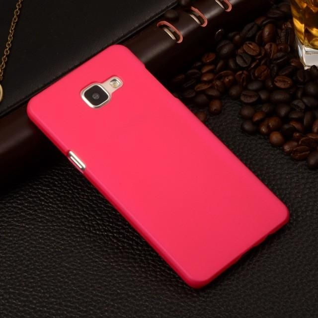 """Phone Case For Samsung Galaxy A5 2016 A510 A510F 5.2"""" Back Cover Mobile Phone Protective Bag"""