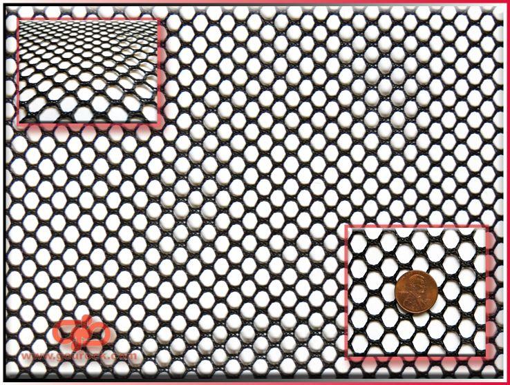 Debris Netting Industrial Fabric Fabric Square Feet