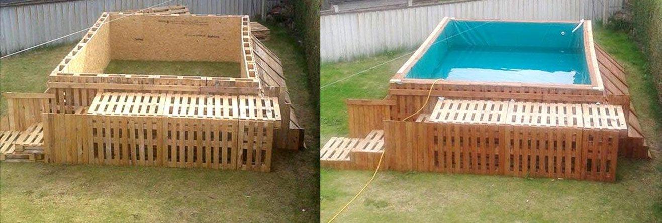 Diy Homemade Swimming Pool Gallery Homemade Swimming Pools Diy
