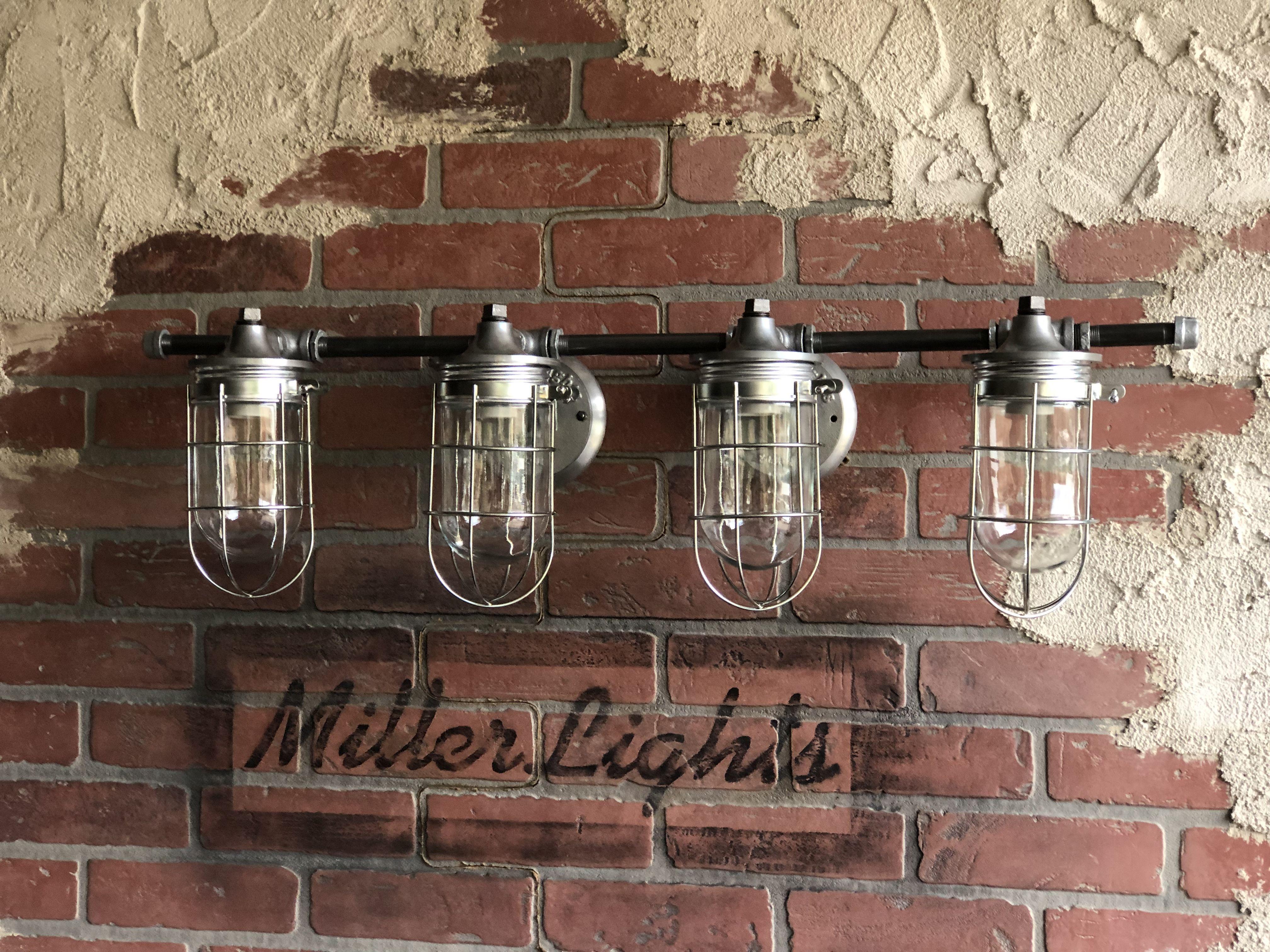 Custom Made Lamp Parts Diy Lamp Industrial Lighting