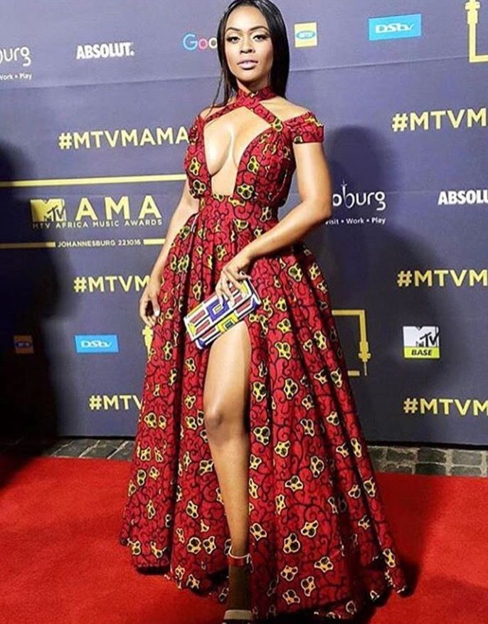 Image result for custom african print prom dresses | African swag ...