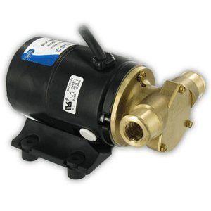 Jabsco Handi Puppy Utility Bronze AC Motor Pump Unit - http://air-conditioning-system.ca/air-conditioning-system/jabsco-handi-puppy-utility-bronze-ac-motor-pump-unit