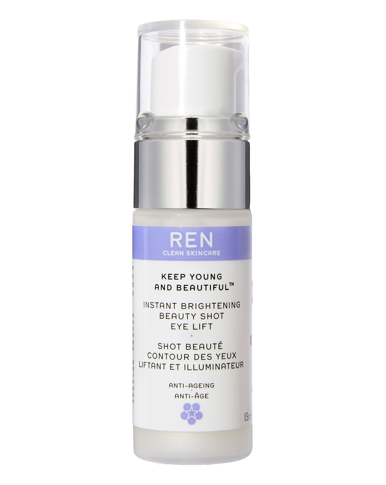 Keep Young & Beautiful Instant Brightening Beauty Shot Eye