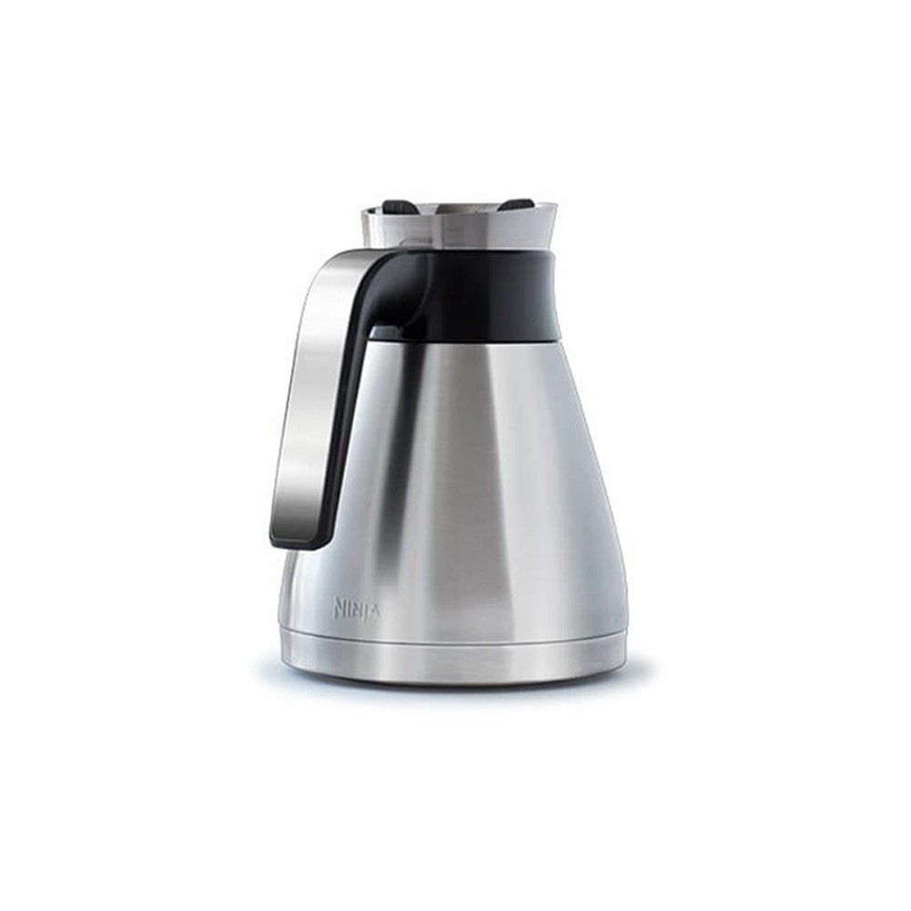 Ninja coffee maker for hoticed coffee with brew sizes