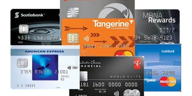 Best Cash Back Credit Card Rankings in Canada For 2016