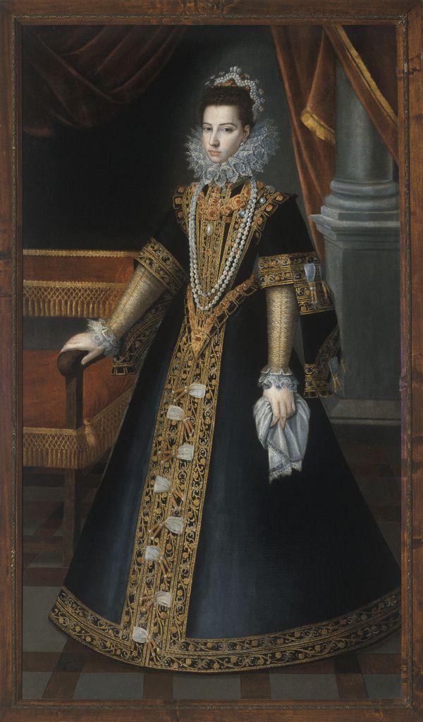 CATALINA MICAELA DE HABSBURGO