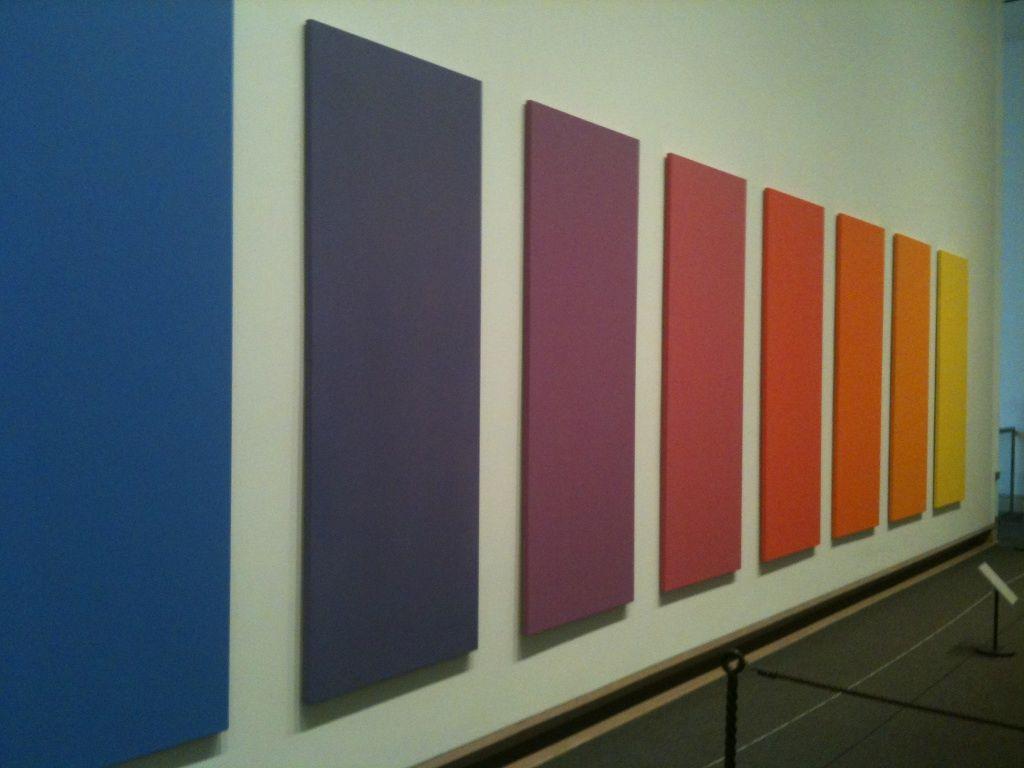8.9.12 Ellsworth Kelly at The Met