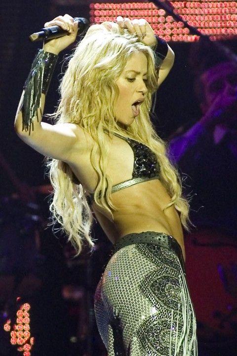 Shakira Shaking Her Butt
