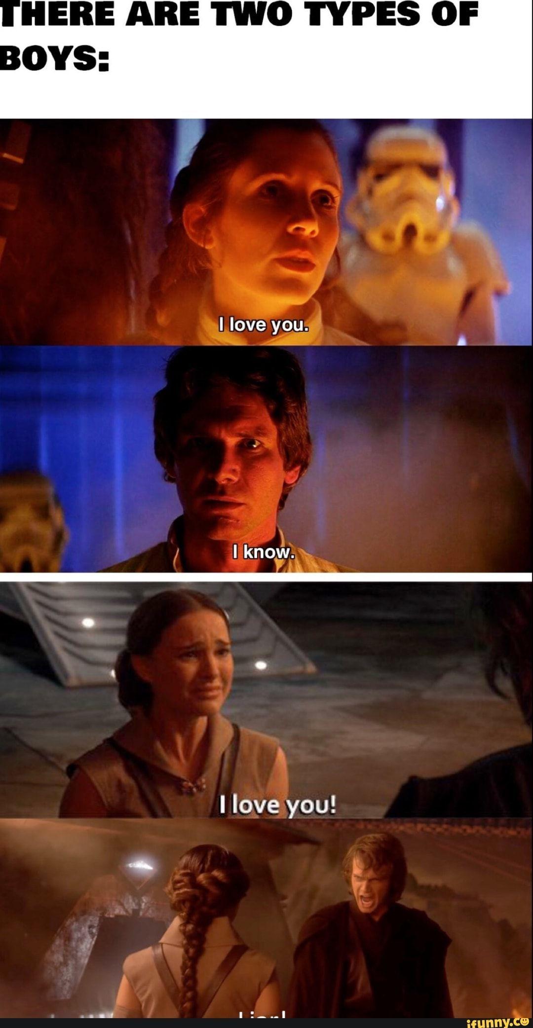 Picture Memes Cogpsgkq7 By T935115 1 Comment Ifunny In 2020 Prequel Memes Liar Meme Star Wars Memes