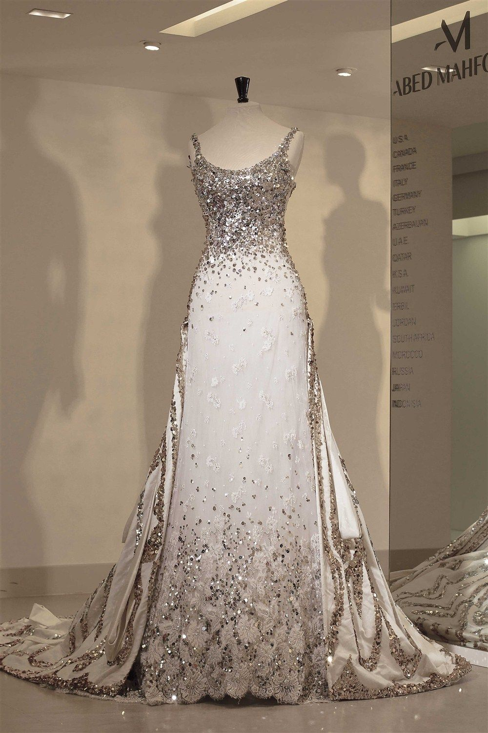 Abed mahfouz collection bridal halima this is a magical