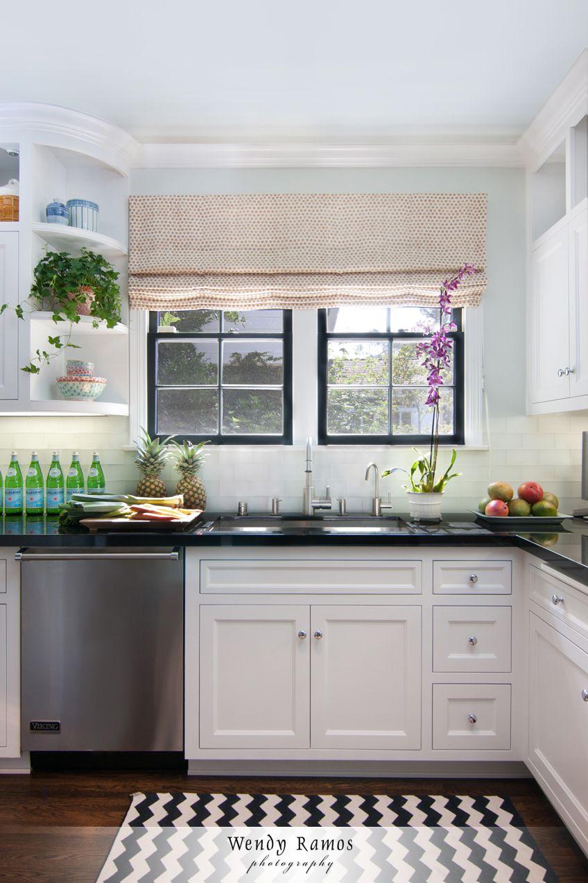 Corner window kitchen sink  wendy ramos photography  southern california anna hackathorn