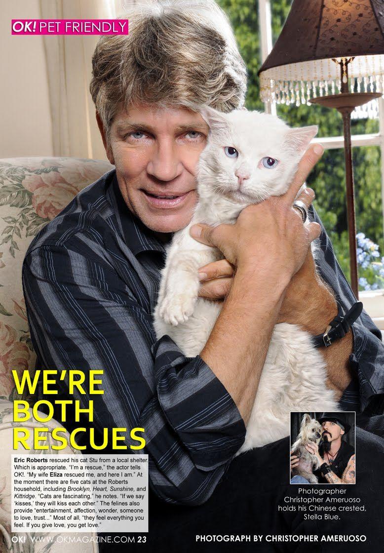 Eric Roberts Ok Pets This Week Eric Roberts Eric Roberts Eric Pets