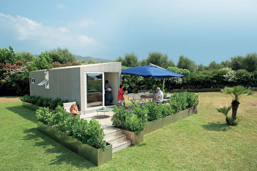 Micro Maison Prefabriquee Contemporaine Ecologique Medium Hdd