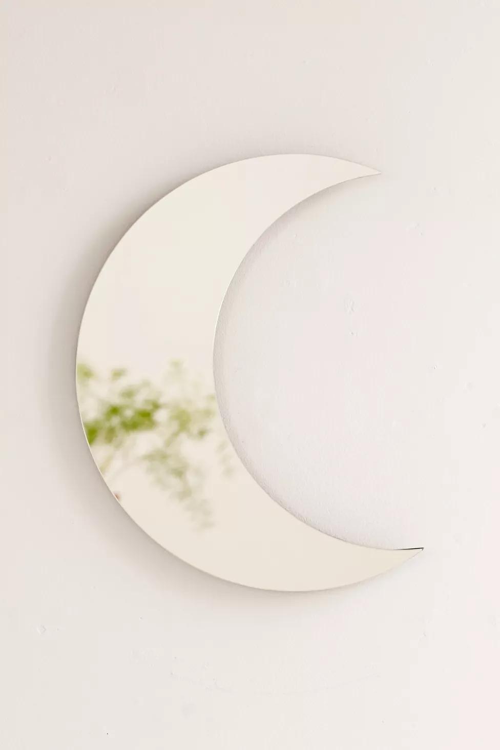 Crescent Moon Mirror Urban Outfitters Home Decor Online Retro Home Decor Inexpensive Home Decor