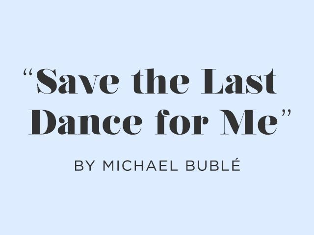 What Should Your Wedding Last Dance Song Actually Be Dancing