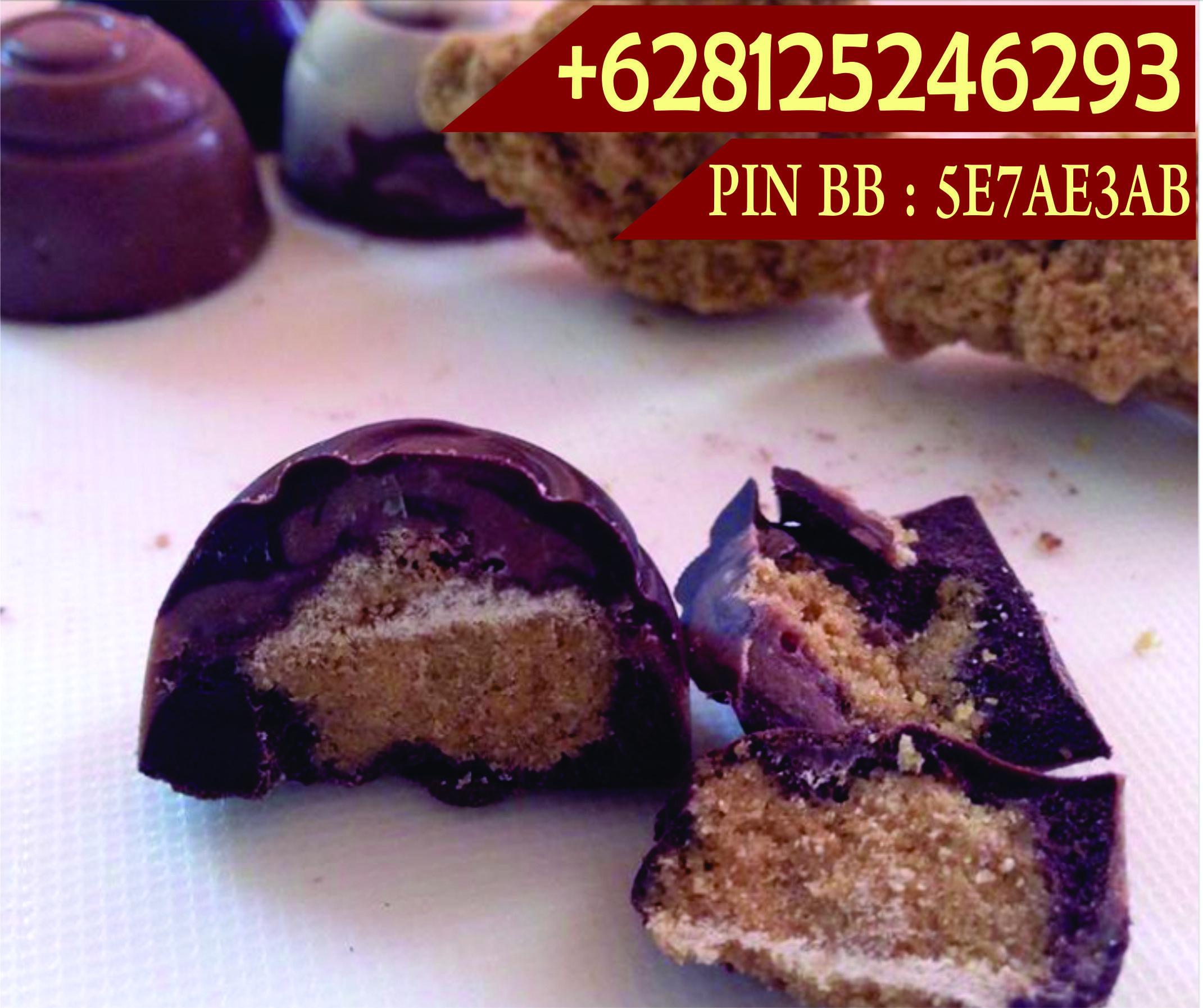 TERENAK Coklat Pisang Muffin Coklat Praline Coklat Praline