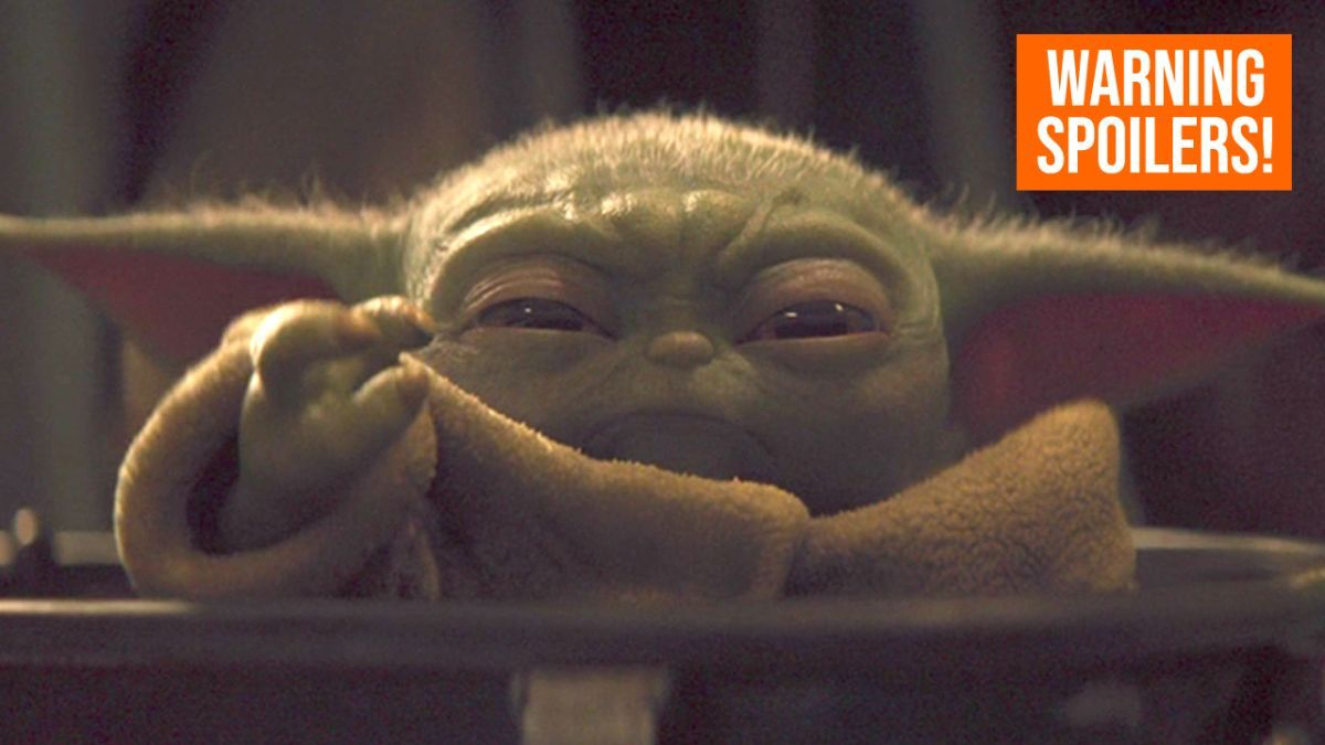 How Star Wars The Rise Of Skywalker And The Mandalorian Episode 7 Are Linked Yoda Funny Yoda Meme Funny Memes
