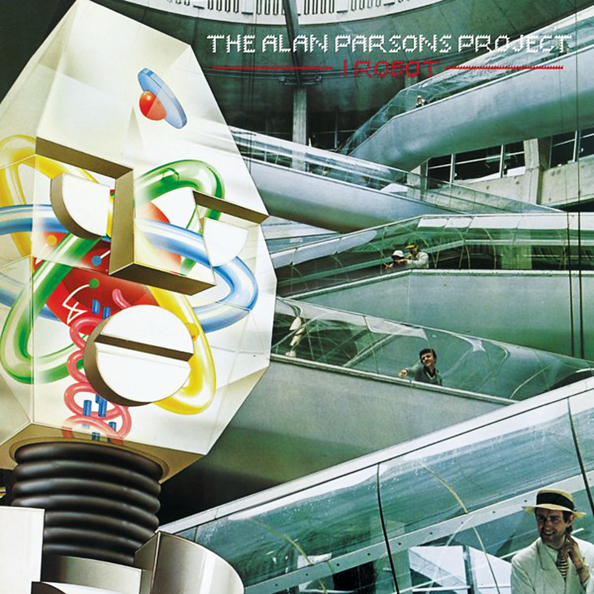 The Alan Parsons Project - I Robot (1977)