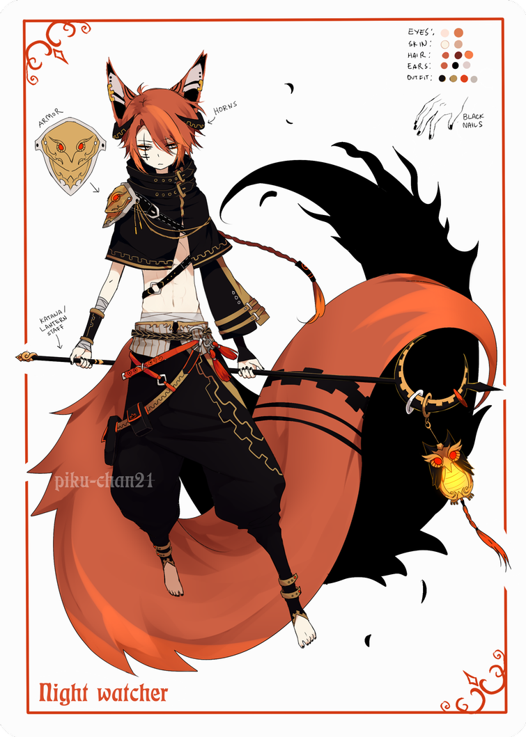 Closed Semi Chibi Adopt 20 By Piku Chan21 On Deviantart In 2020 Character Design Anime Characters Anime Outfits
