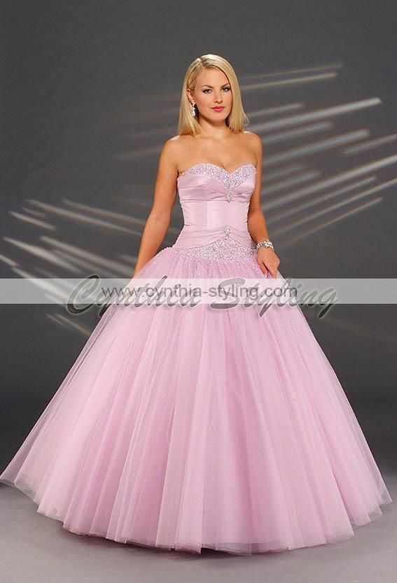 78  images about prom on Pinterest - Pink ball gowns- Long prom ...
