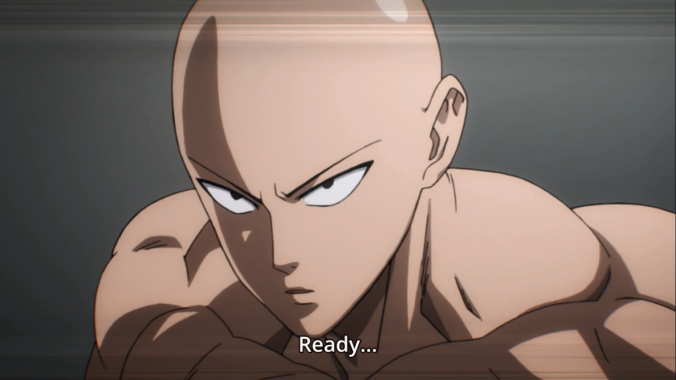one punch man saitama episode 5 one punch man pinterest