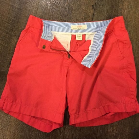 J. Crew shorts 100% Cotton Broken-In Chino shorts J. Crew Shorts Bermudas