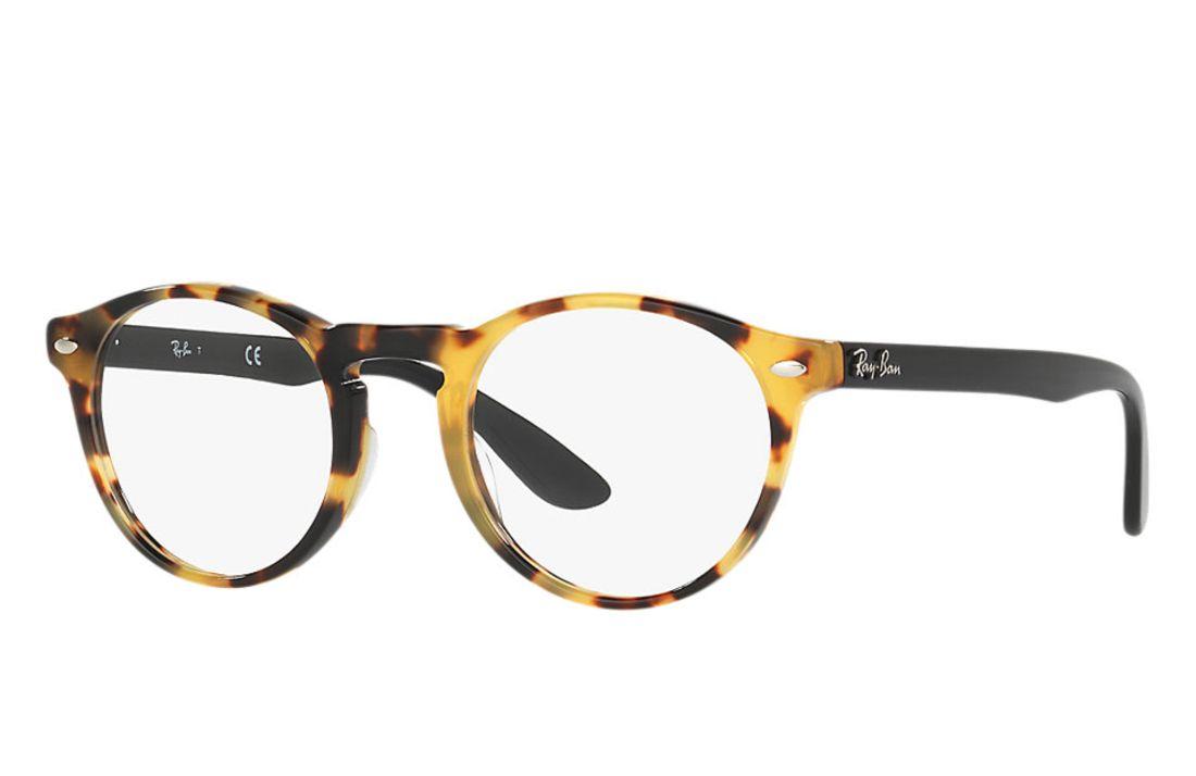 Armacao De Oculos Ray Ban Rb5283 Preto Armacoes De Oculos