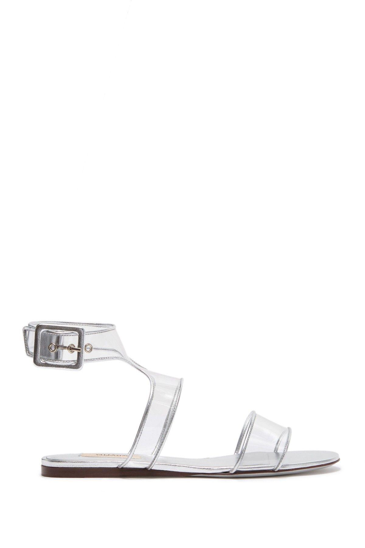 Valentino   Clear Sandal   Nordstrom