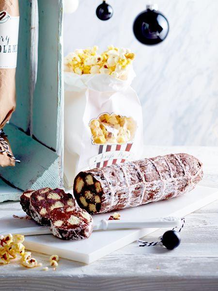 merry schokolami rezept geschenke aus der k che pinterest kekse pl tzchen und kuchen. Black Bedroom Furniture Sets. Home Design Ideas