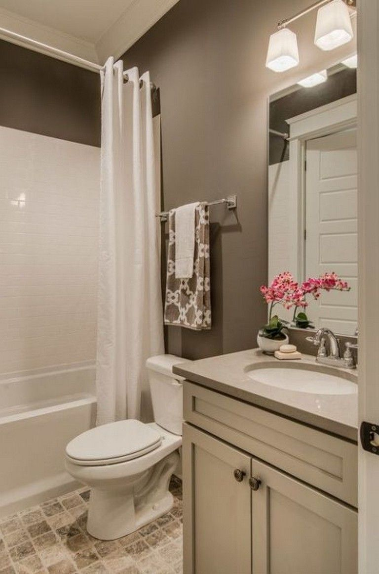 33 stunning small bathroom remodel ideas on a budget
