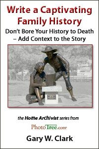 Write a Captivating History