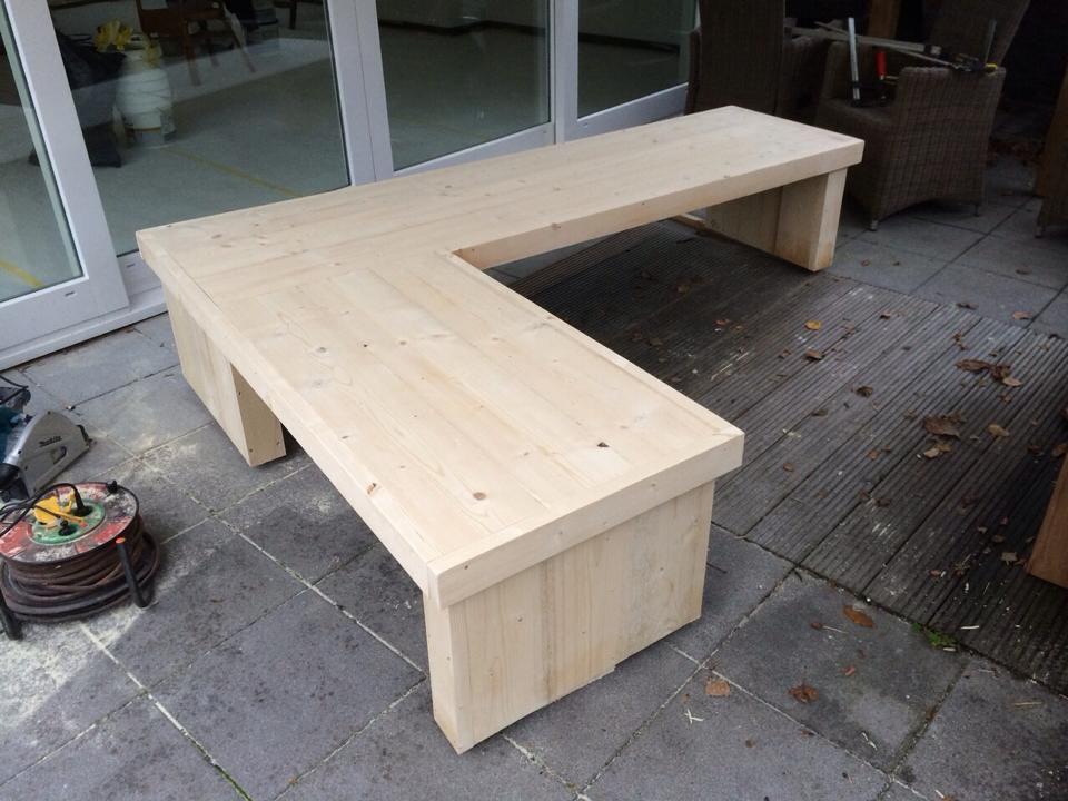 Creatief Met Steigerhout : Klanten van jongeneel zijn creatief met steigerhout prachtige