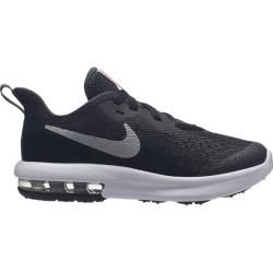 Photo of Nike kids casual shoes Nike Air Max Sequent 4 (ps), size 31 ½ In Black / metallic Silver-Anthraci