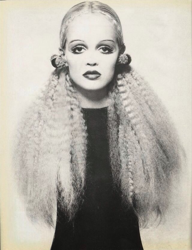 1971 by Harry Meerson // CHEVEUX // 70s hair, Hair