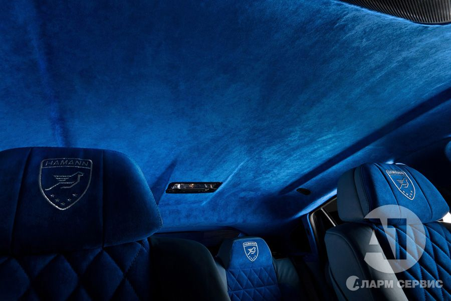 Howto upgrade car interior by yourself many colors to