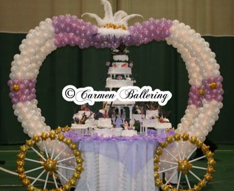 Sweet 16 Cinderella Party Ideas