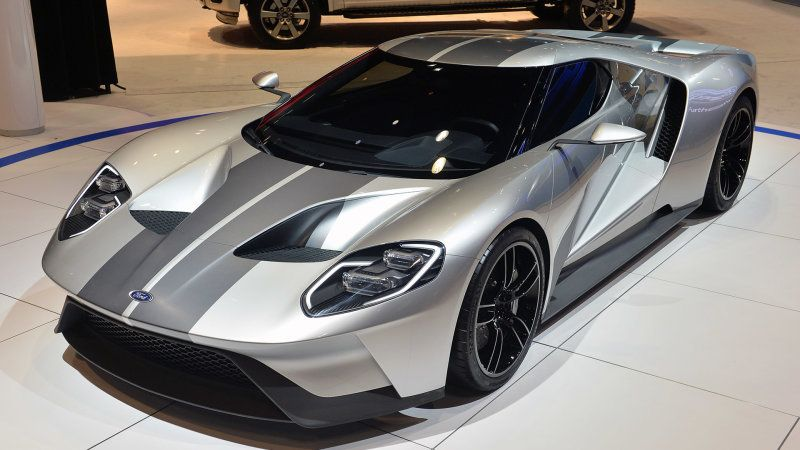 New Ford Gt To Carry 400k Price Tag Ford Gt Future Car Car