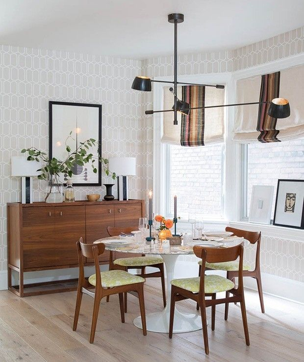 Explore Mid Century Modern Dining Room And More!