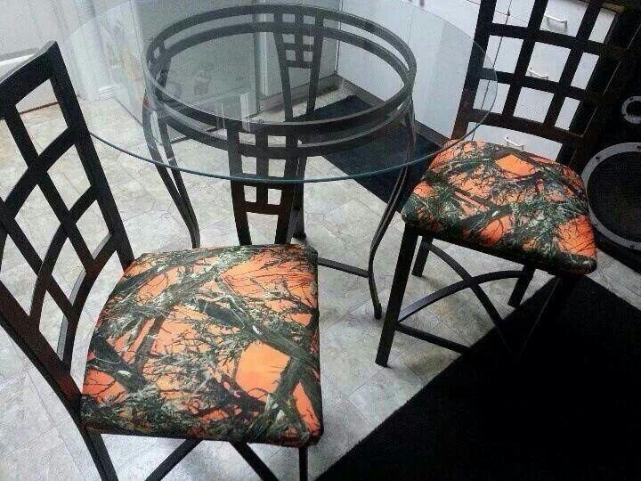 Camo Patio Furniture ♥