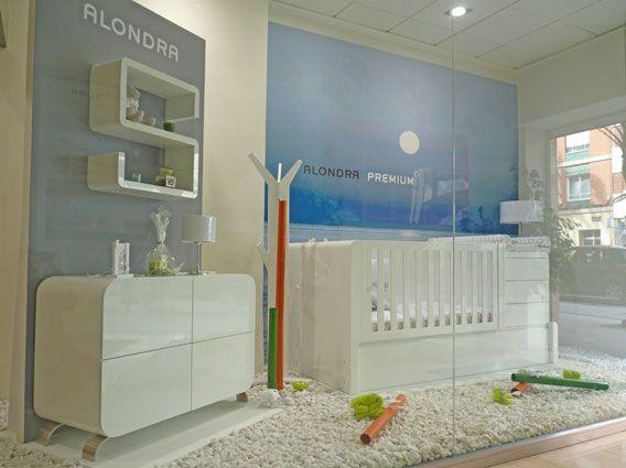 Camerette Alondra ~ Gandia spain baby shop modern baby furniture alondra. baby shop